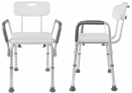 Vaunn medical shower chair