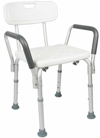 Vive safety shower chair